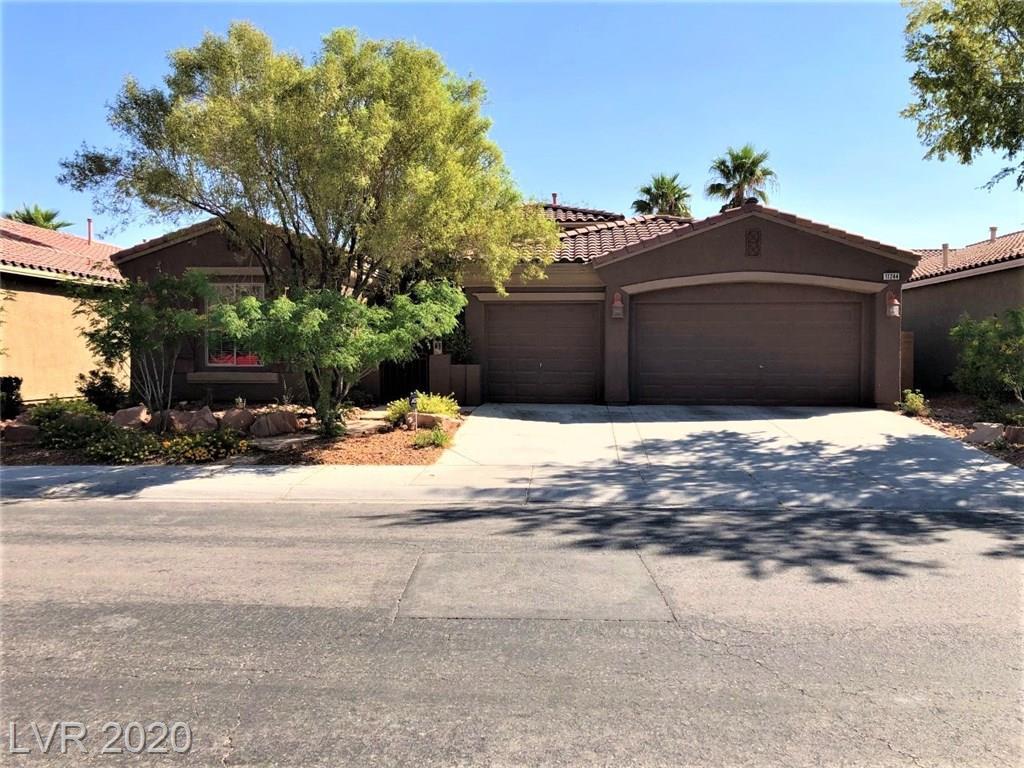 11244 Gammila Drive Property Photo - Las Vegas, NV real estate listing