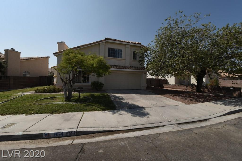 954 Derringer Lane Property Photo - Henderson, NV real estate listing