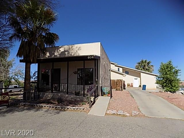 604 N MOAPA VALLEY Boulevard Property Photo - Overton, NV real estate listing