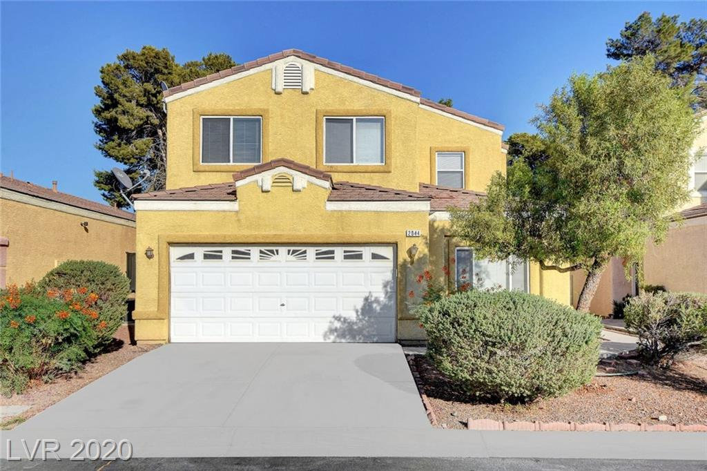 2044 Jesse Scott Street Property Photo - Las Vegas, NV real estate listing