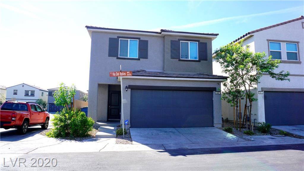 3625 Via Del Robles Avenue Property Photo - Las Vegas, NV real estate listing