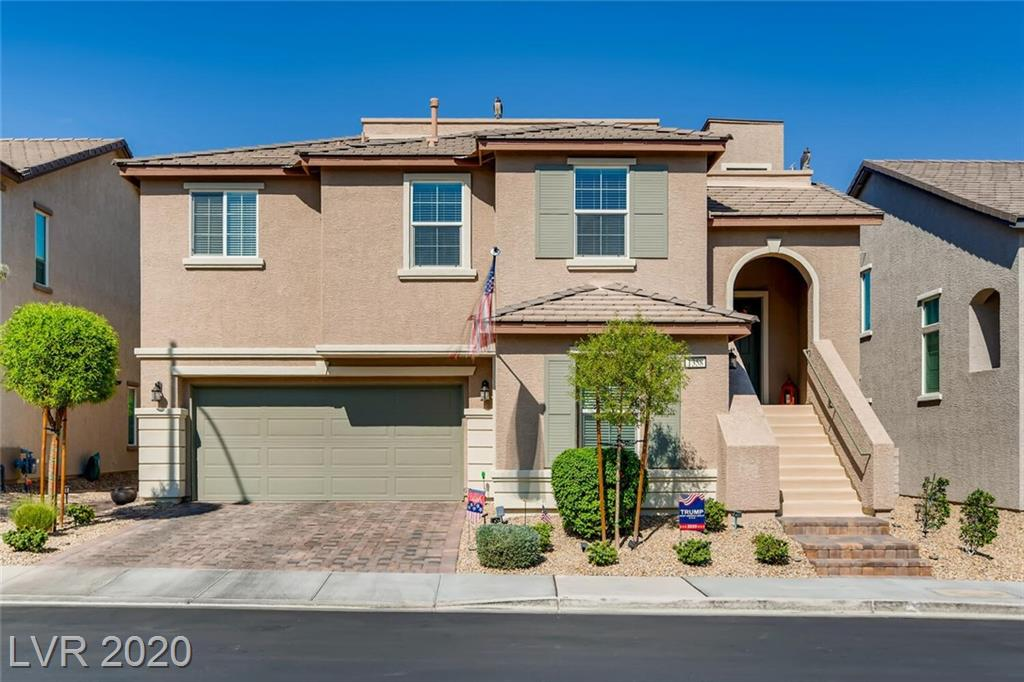 1358 Reef Point Avenue Property Photo - Henderson, NV real estate listing