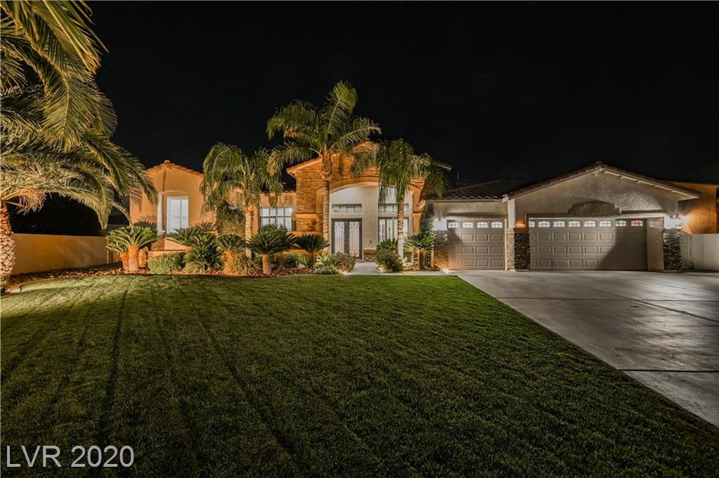 6221 Newkirk Court Property Photo - Las Vegas, NV real estate listing