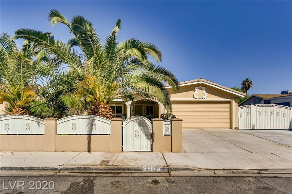 4424 Montebello Avenue Property Photo - Las Vegas, NV real estate listing