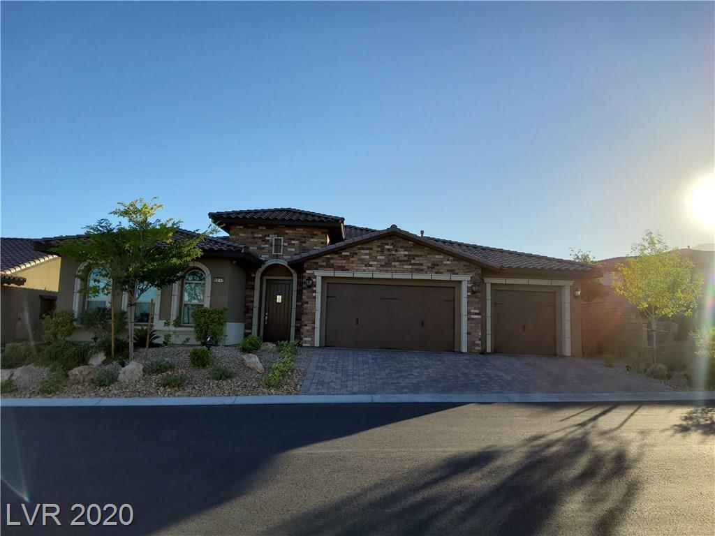 12147 Castilla Rain Avenue Property Photo - Las Vegas, NV real estate listing