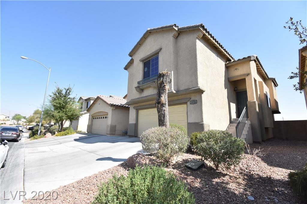 3524 Lonesome Drum Street Property Photo - North Las Vegas, NV real estate listing