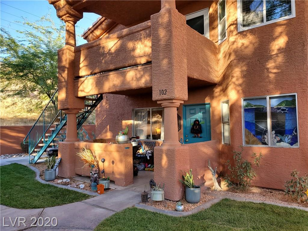 978 Mesquite Springs Drive #102 Property Photo - Mesquite, NV real estate listing