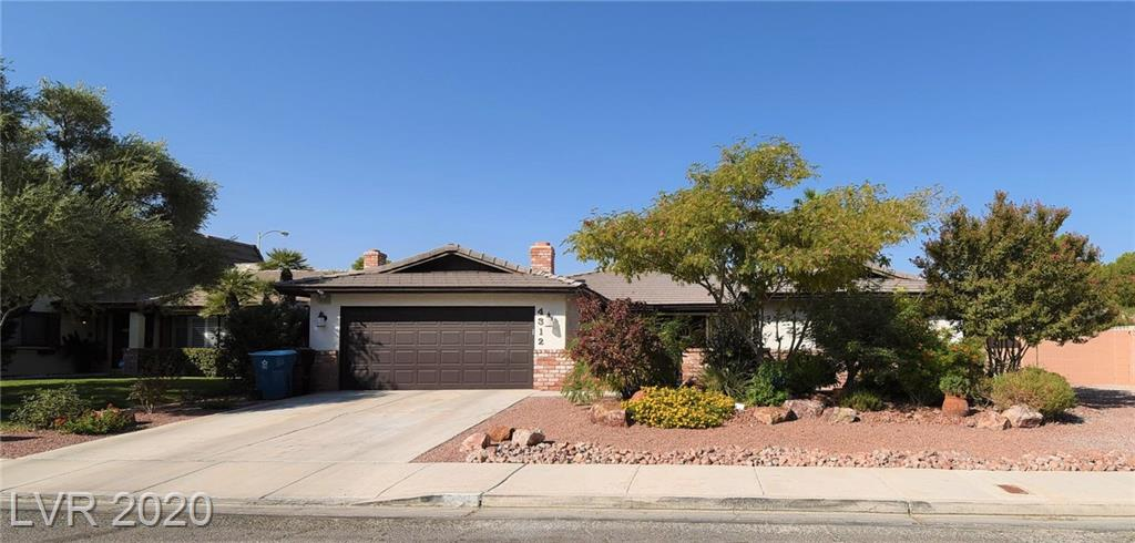 4312 Garland Court Property Photo - Las Vegas, NV real estate listing