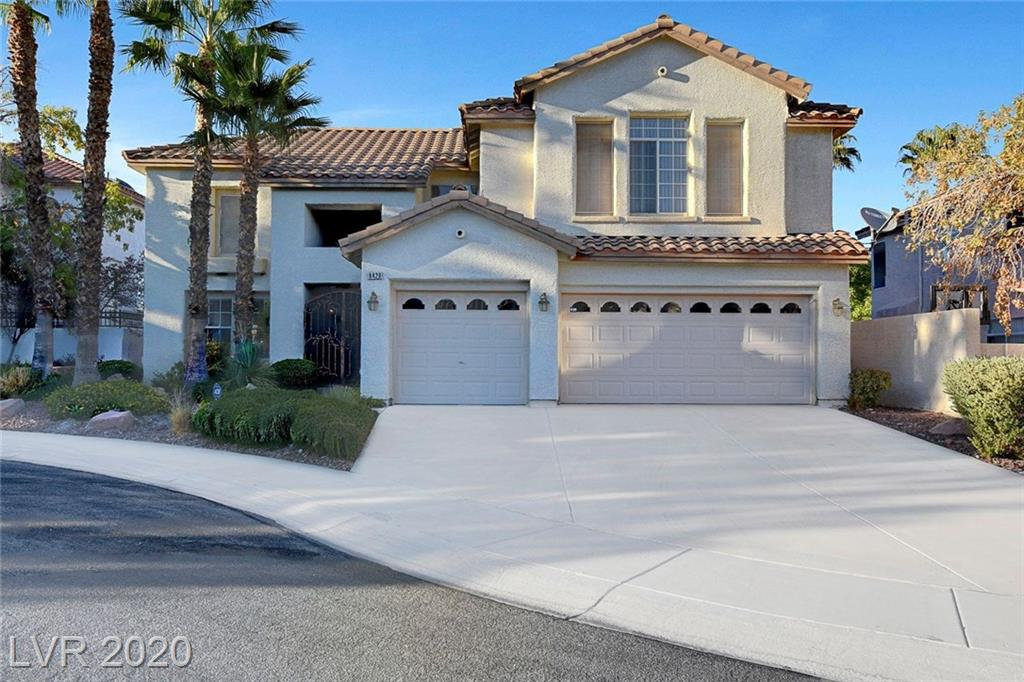 8420 Willow Point Court Property Photo - Las Vegas, NV real estate listing