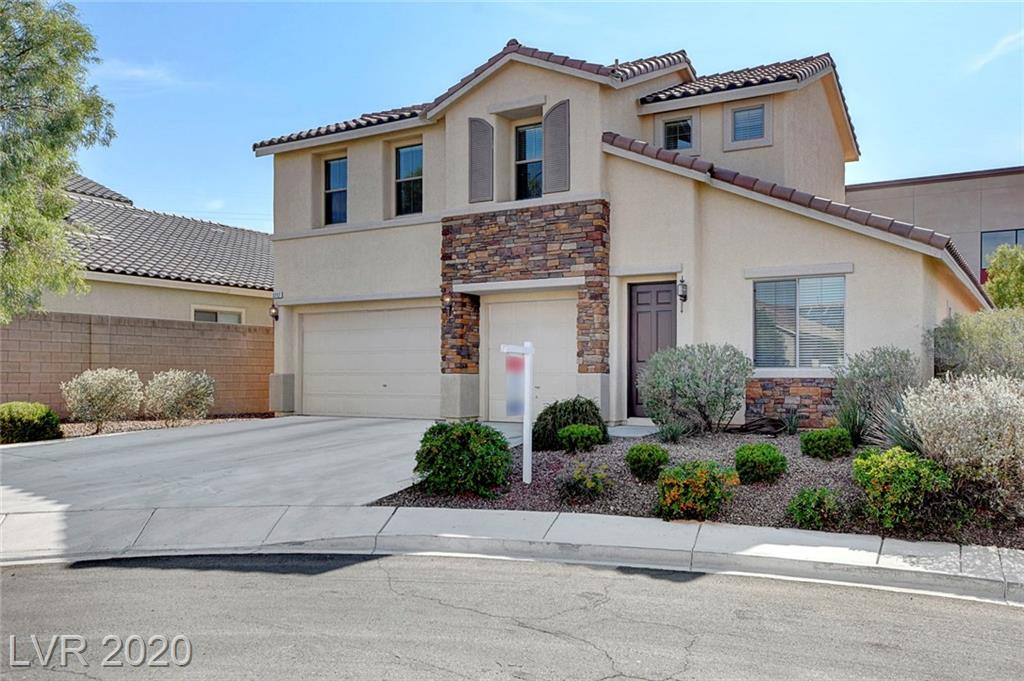 2717 Robust Court Property Photo - Henderson, NV real estate listing