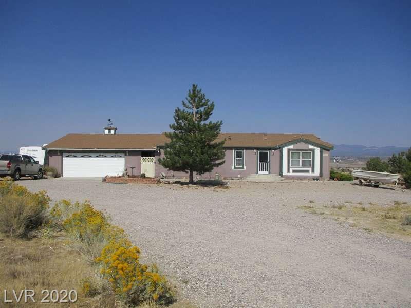 631 Jordyn Lane Property Photo - Pioche, NV real estate listing
