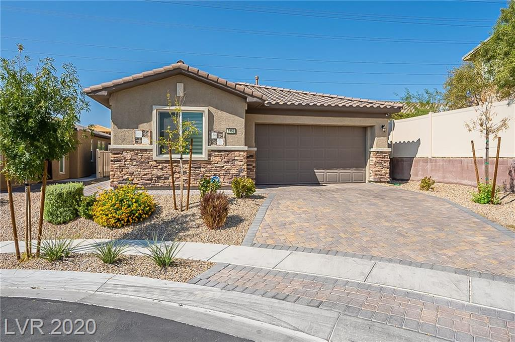 5457 White Barn Court Property Photo - North Las Vegas, NV real estate listing