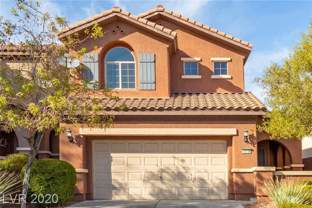 10758 La Florentina Avenue Property Photo - Las Vegas, NV real estate listing
