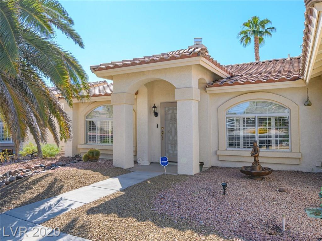 2573 Hummingbird Hill Avenue Property Photo - Henderson, NV real estate listing