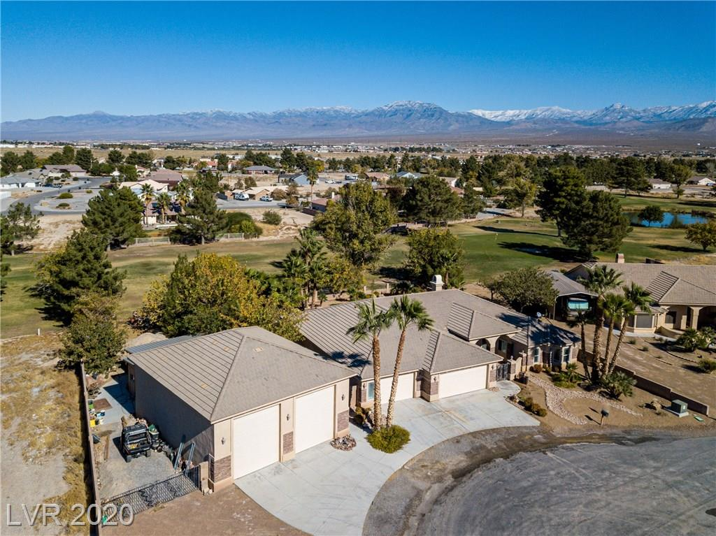 3111 Burning Tree Court Property Photo - Pahrump, NV real estate listing