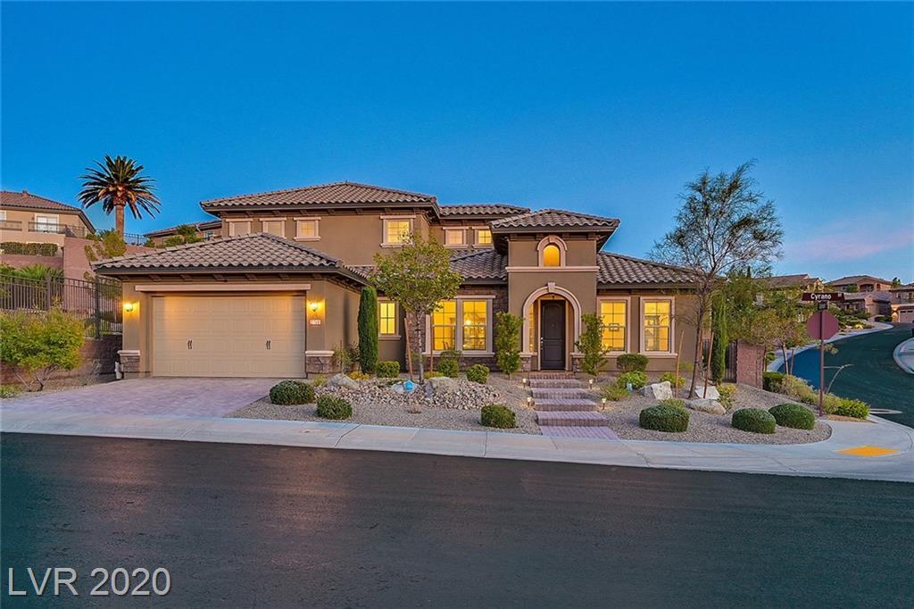 2748 Cyrano Street Property Photo - Henderson, NV real estate listing