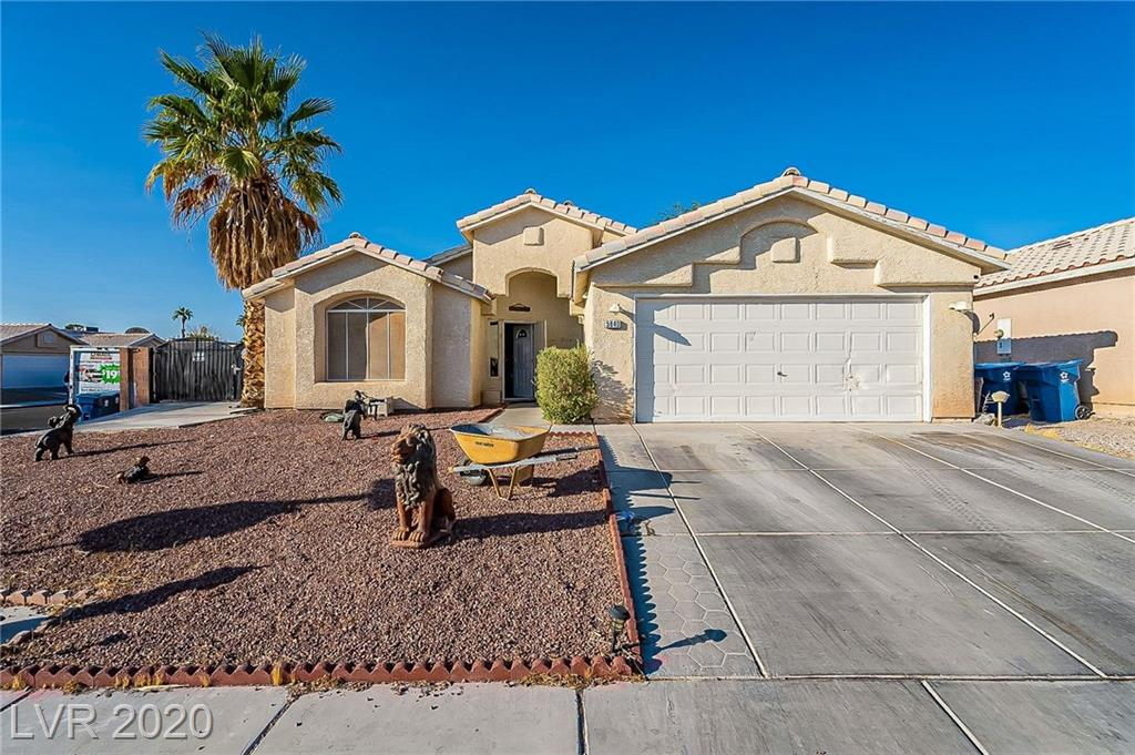 5840 Rio Poco Drive Property Photo - Las Vegas, NV real estate listing