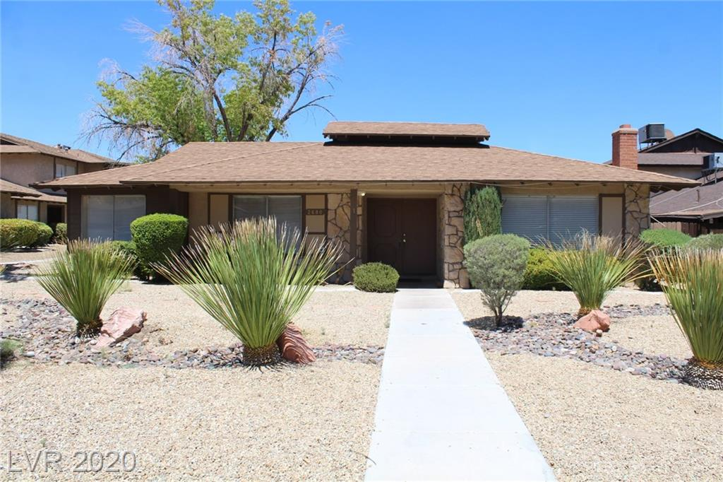 2680 Kline Circle Property Photo - Las Vegas, NV real estate listing