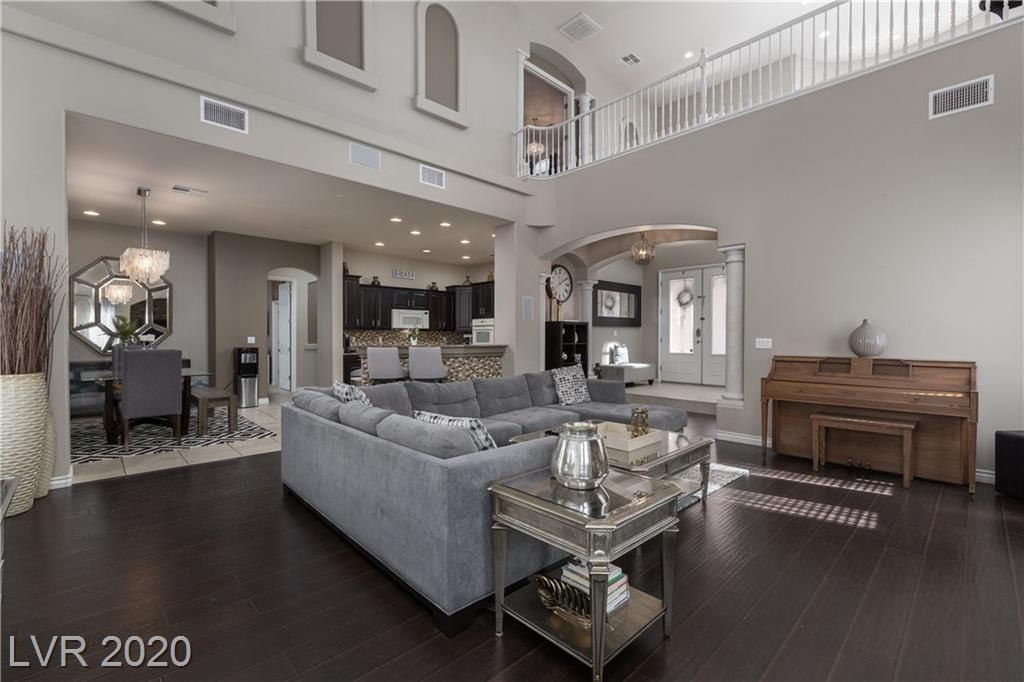9735 Salem Mountain Court Property Photo - Las Vegas, NV real estate listing