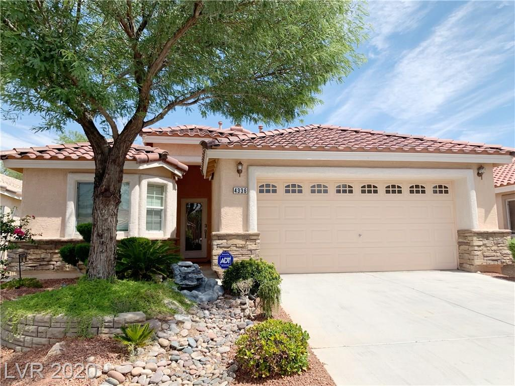 4336 Skimmers Court Property Photo - Las Vegas, NV real estate listing