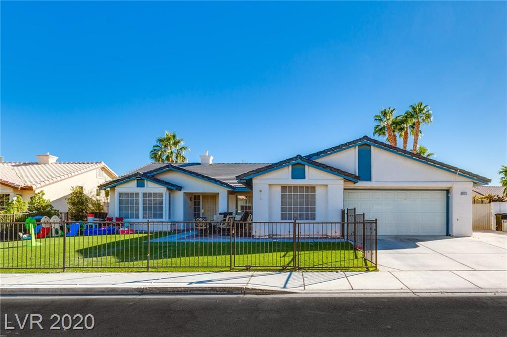 6433 Fisher Avenue Property Photo - Las Vegas, NV real estate listing