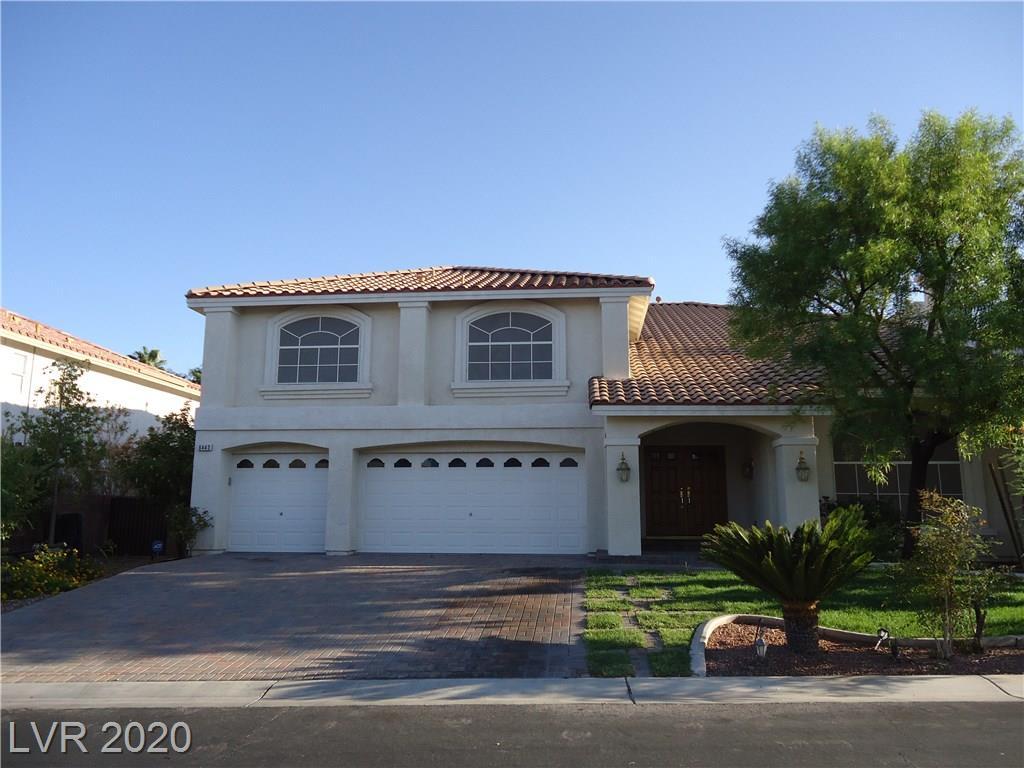 6443 Bright Nimbus Avenue Property Photo - Las Vegas, NV real estate listing
