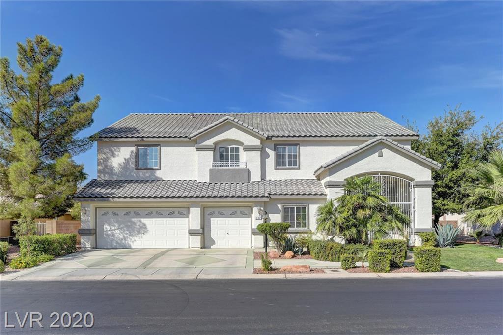 317 Royal Legacy Lane Property Photo - Las Vegas, NV real estate listing