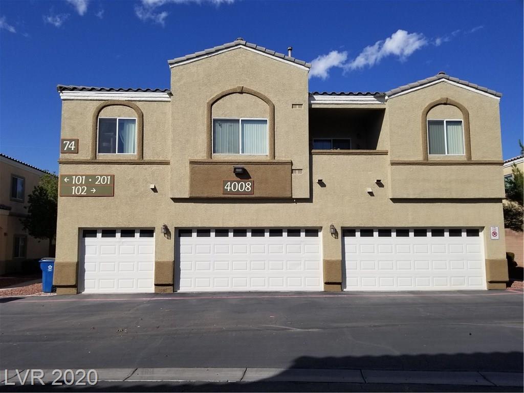 4008 Pepper Thorn Avenue #101 Property Photo - North Las Vegas, NV real estate listing