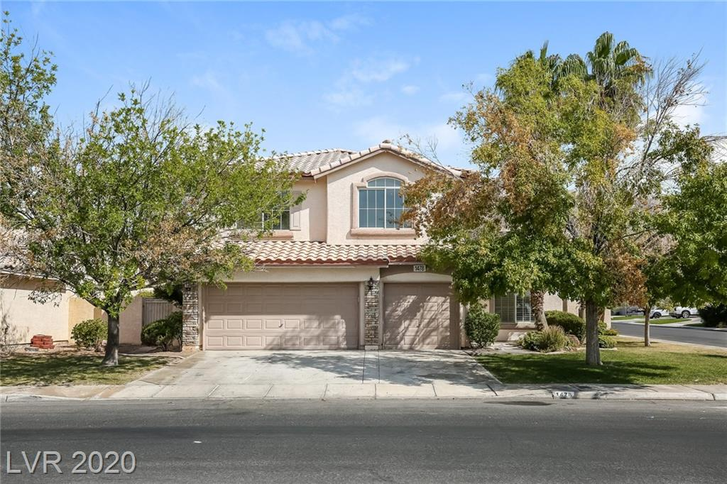1478 Brasswood Street Property Photo - Las Vegas, NV real estate listing