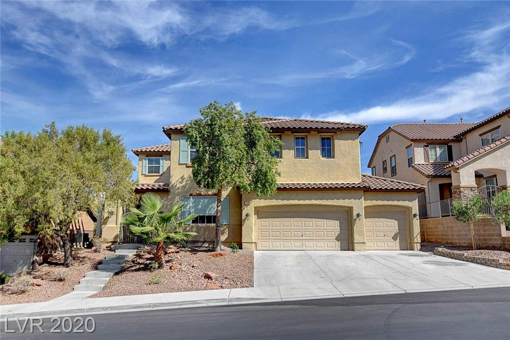 1166 Yellow Orchid Street Property Photo - Henderson, NV real estate listing