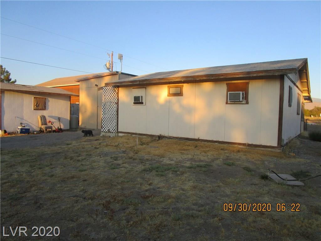 1480 W Donner Street Property Photo - Pahrump, NV real estate listing