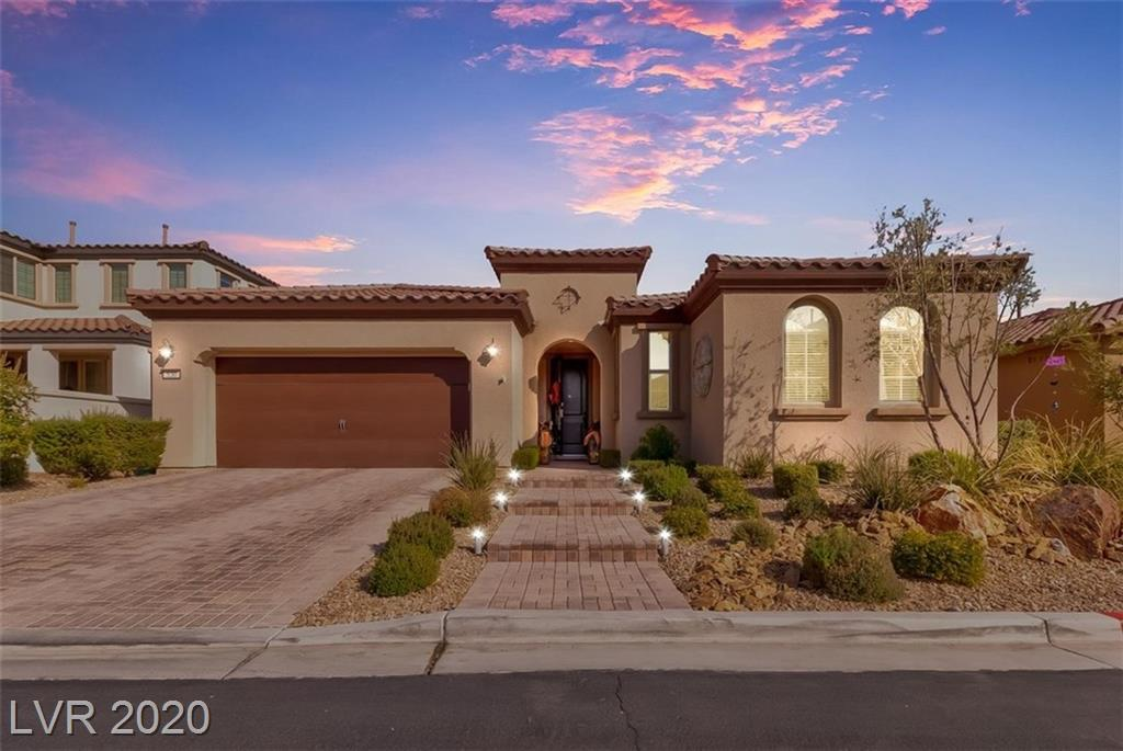 530 Hunter Flat Street Property Photo - Las Vegas, NV real estate listing