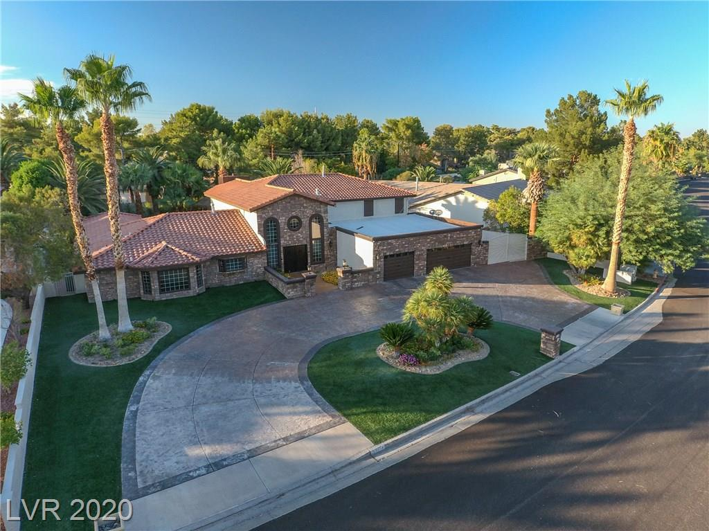 3014 La Mesa Drive Property Photo - Henderson, NV real estate listing