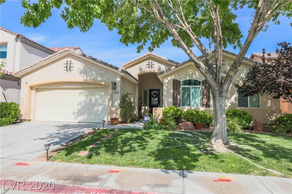 5844 GUSHING SPRING Avenue Property Photo - Las Vegas, NV real estate listing