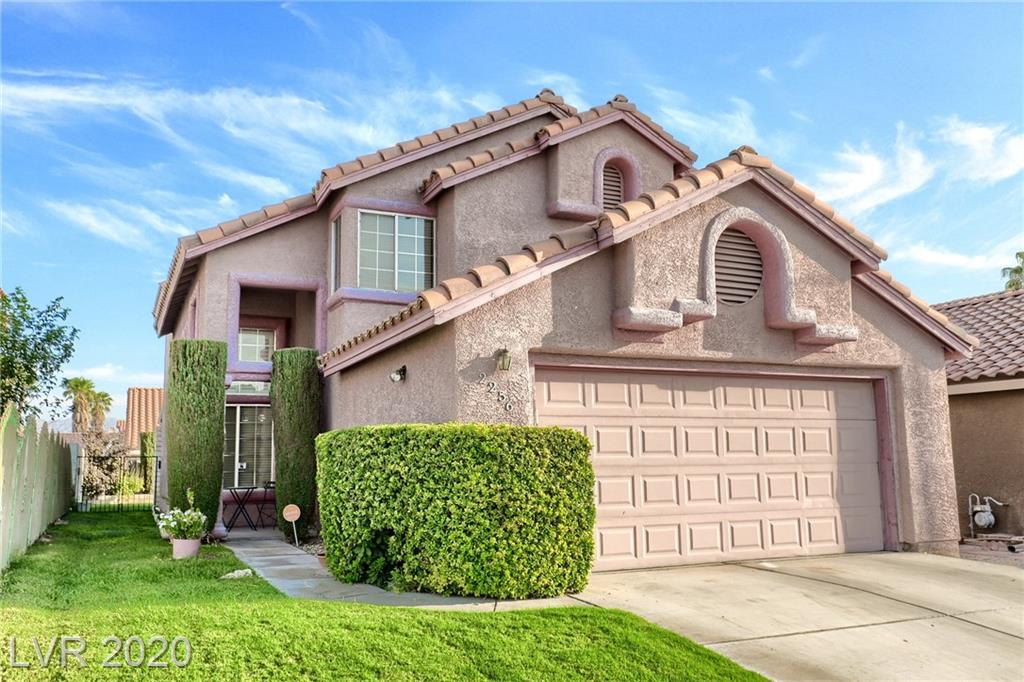 2256 La Mark Avenue Property Photo - Las Vegas, NV real estate listing