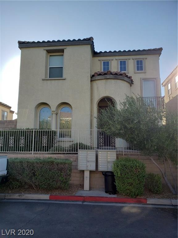 1040 Railroad Flat Court Property Photo - Las Vegas, NV real estate listing