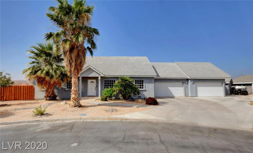 490 Hank Circle Property Photo - Overton, NV real estate listing