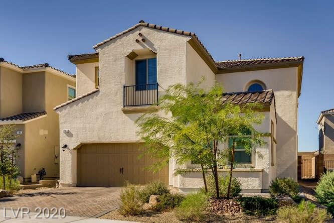 1105 Strada Pecei Property Photo - Henderson, NV real estate listing