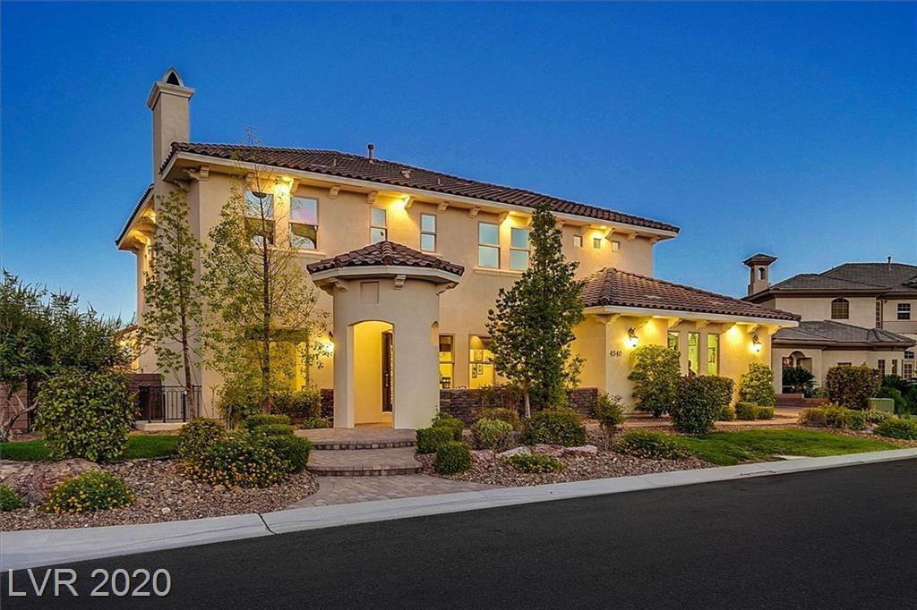 4340 Maltese Crest Circle Property Photo - Las Vegas, NV real estate listing