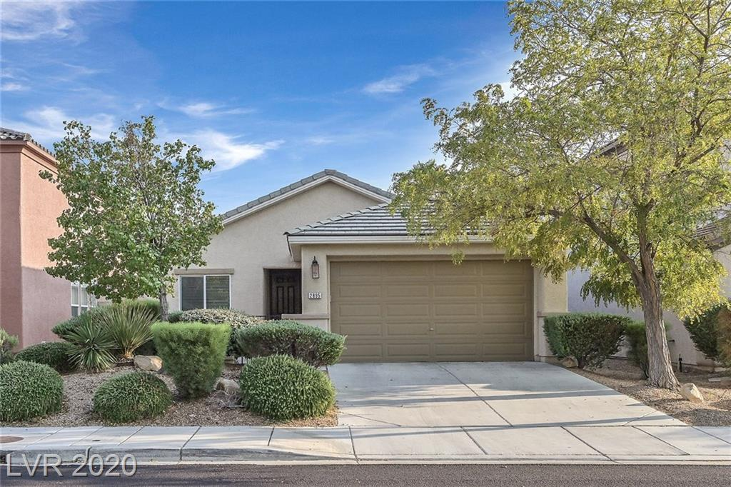 2895 Ainslie Lake Avenue Property Photo - Henderson, NV real estate listing