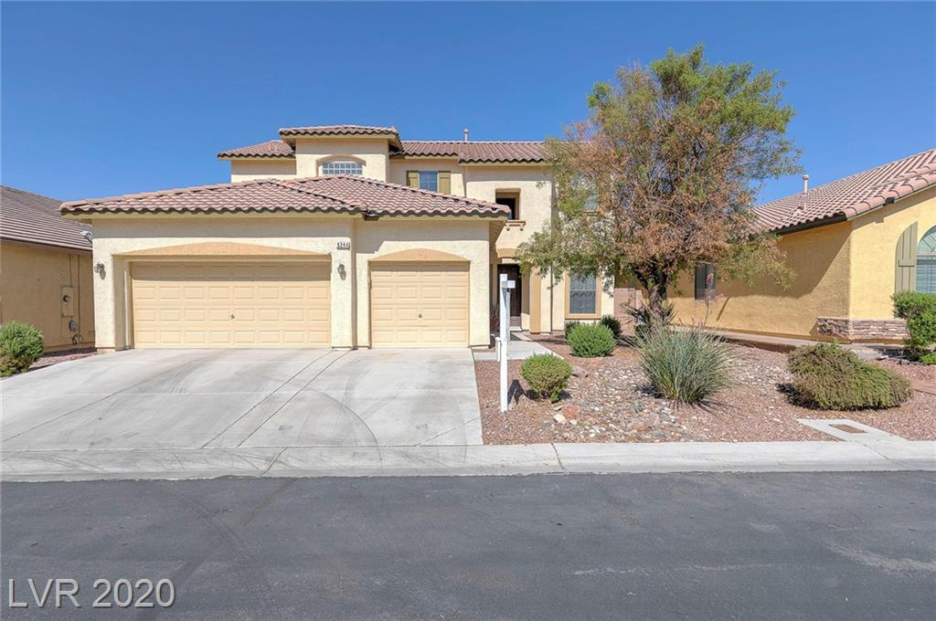 6244 Downpour Court Property Photo - Las Vegas, NV real estate listing