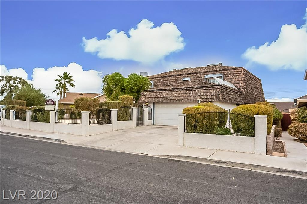 808 Chabot Drive Property Photo - Las Vegas, NV real estate listing