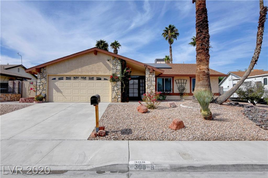 308 Davenport Lane Property Photo - Las Vegas, NV real estate listing