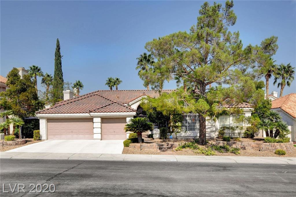 7616 Marluna Court Property Photo - Las Vegas, NV real estate listing