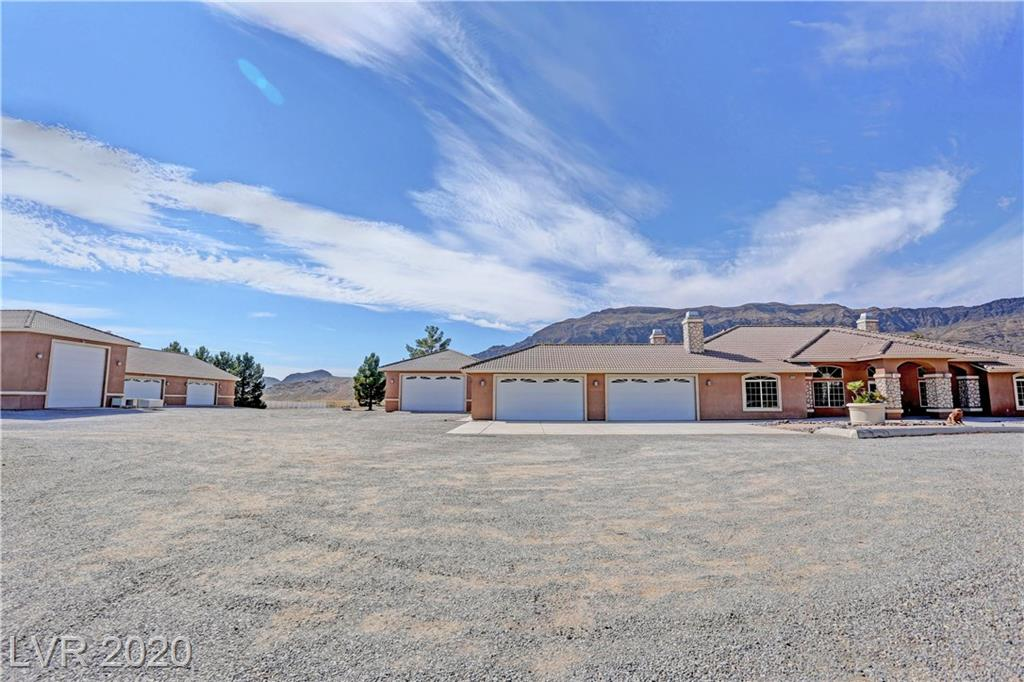 5600 Leslie Street Property Photo - Pahrump, NV real estate listing
