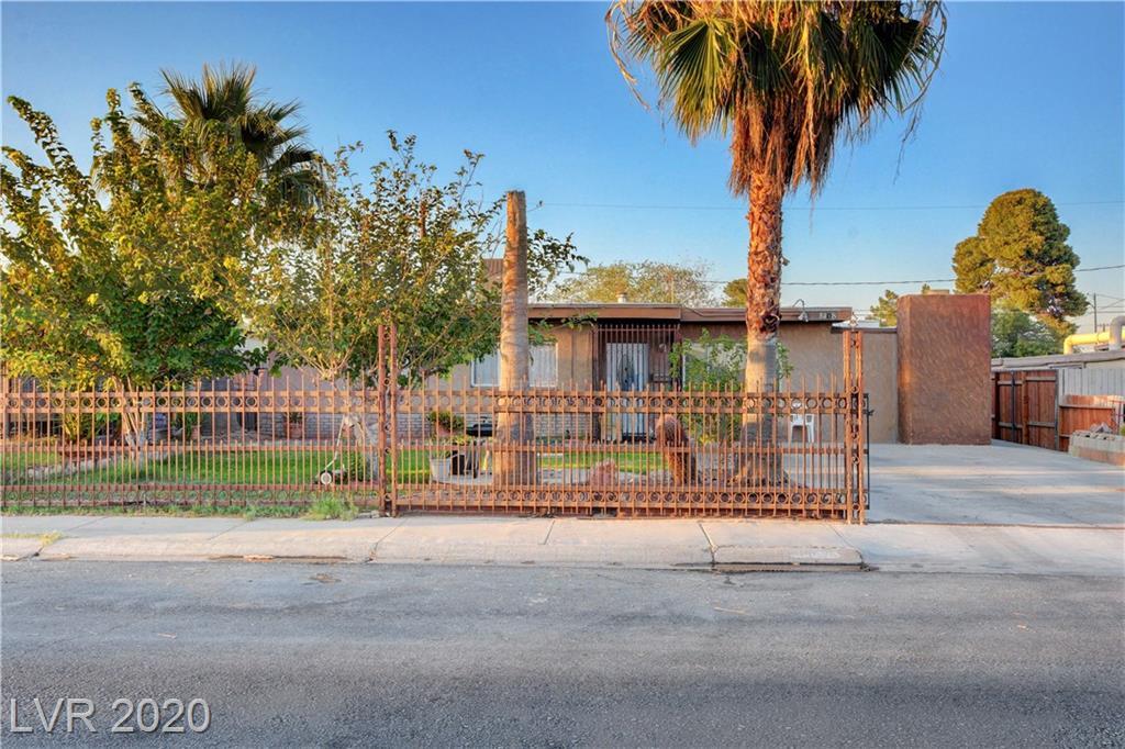 1408 Evans Avenue Property Photo - North Las Vegas, NV real estate listing