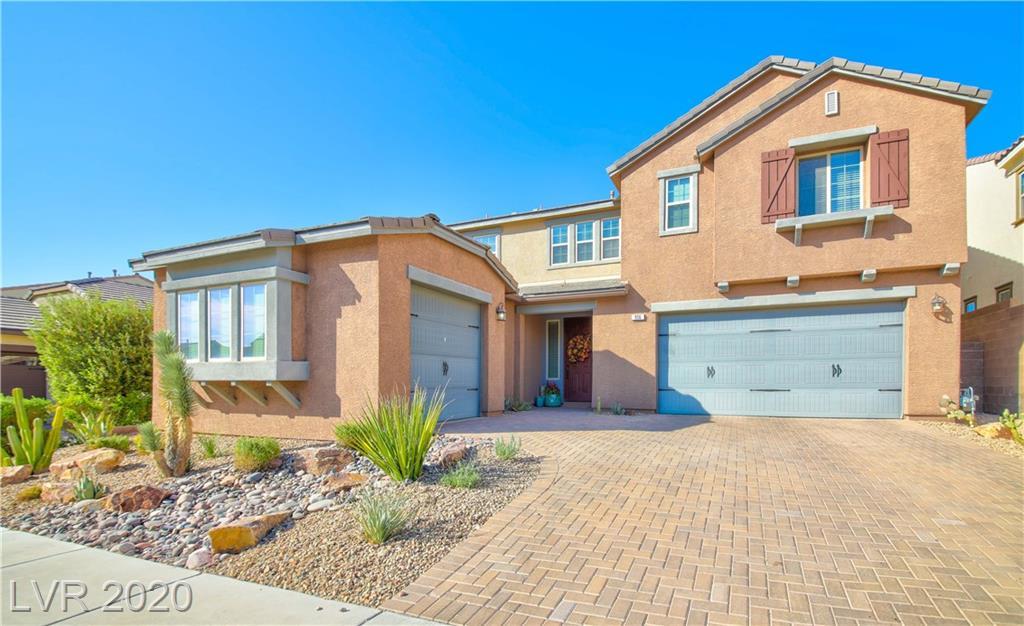 956 Twilight Peak Avenue Property Photo - Henderson, NV real estate listing
