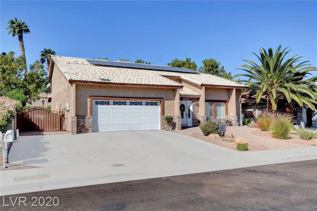 2233 Marlboro Drive Property Photo - Henderson, NV real estate listing