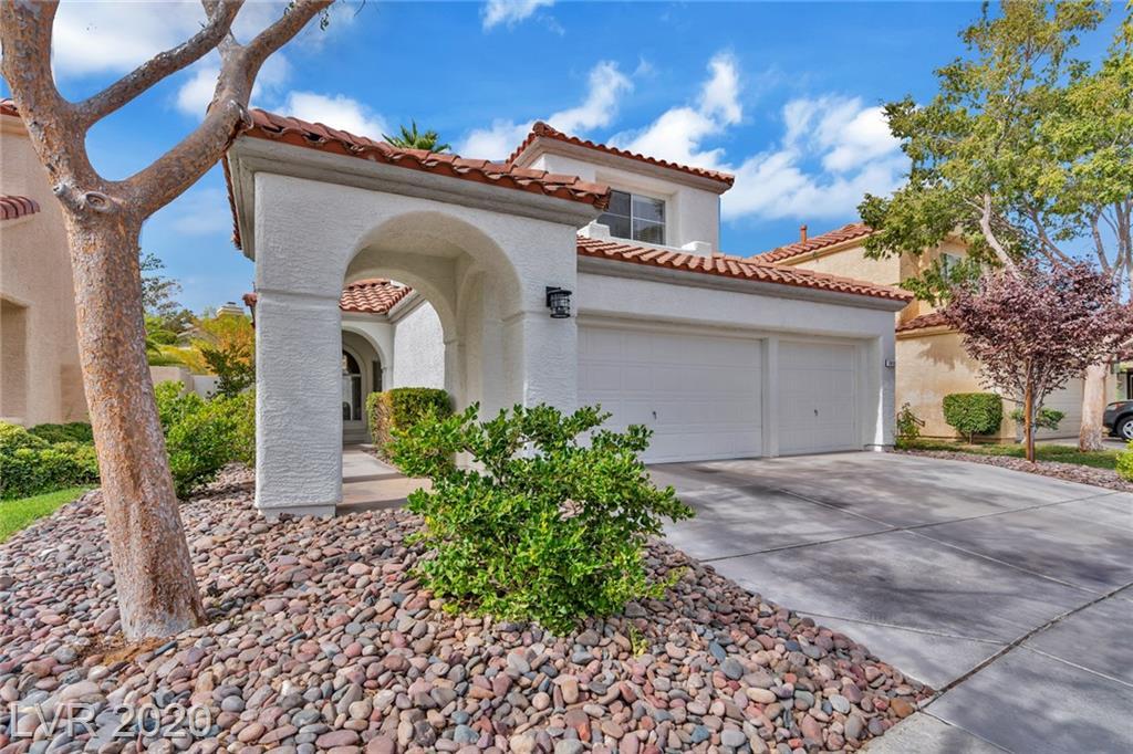 1413 Goldenspur Lane Property Photo - Las Vegas, NV real estate listing