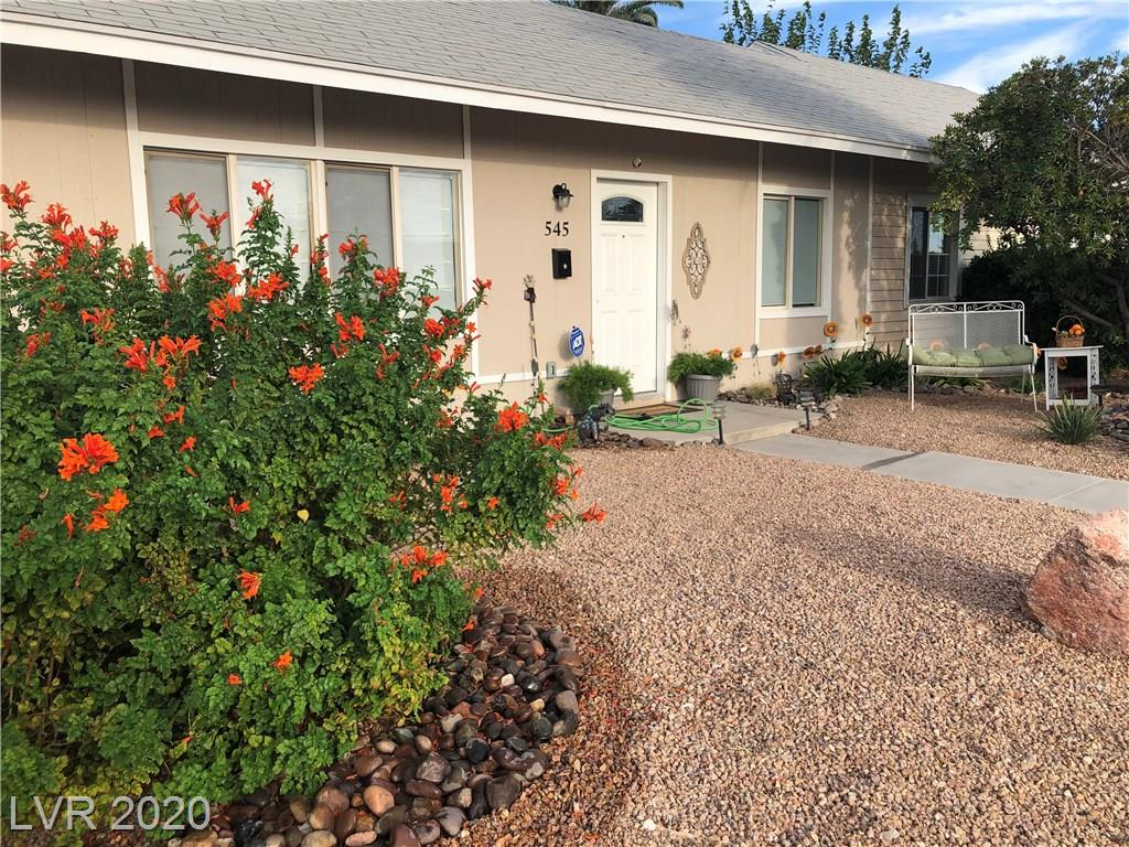 545 Date Street Property Photo - Boulder City, NV real estate listing